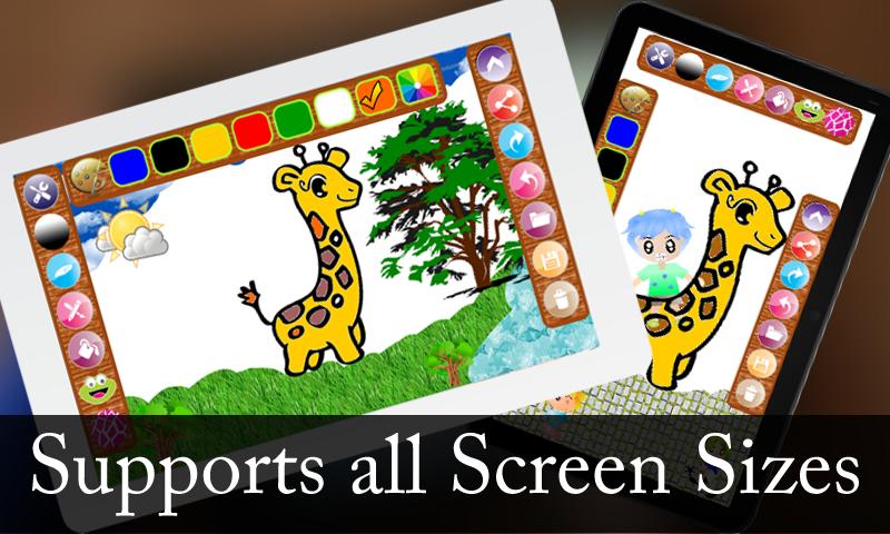 Color Book For Kids Lite Screenshot