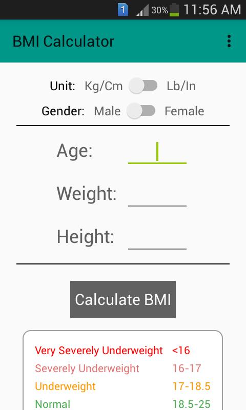 body fat percentage formula metric