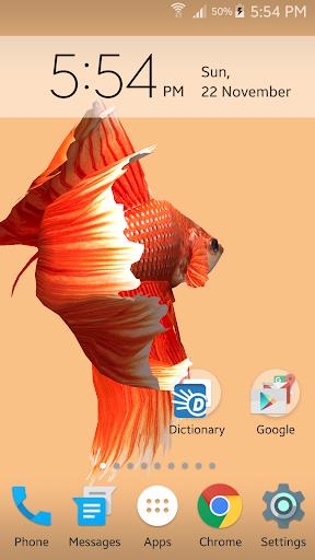 Betta Fish 3D screenshot 2