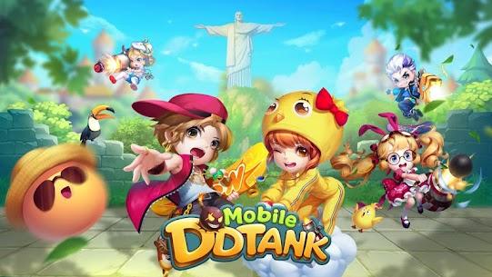 DDTank Mobile Mod Apk 2.1.10 (Unlimited Money and Gems) 1