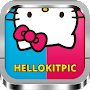 Hellokitpic Wallpaper APK icon