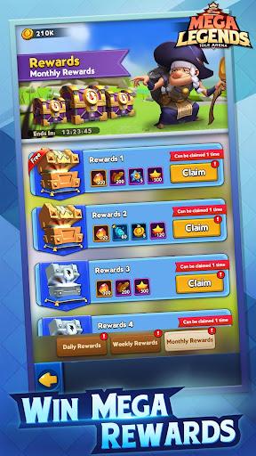 Mega Legends screenshots 5