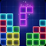 Glow Block Mania Icon