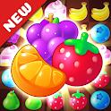 Fruit Delight Burst: Match3 Sweet Puzzle Adventure icon