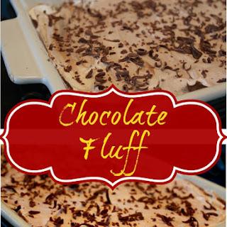 Chocolate Fluff.