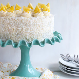 Pineapple Rum Cake.