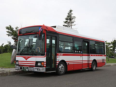 宗谷バス「天北宗谷岬線」 744