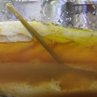 Easy Spanish recipe | Pickled fish.
