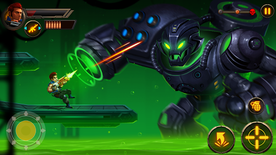 Metal Squad MOD 1.5.4 (Unlimited Coins/Bullets/HP/Bombs/No-Ads) Apk 7