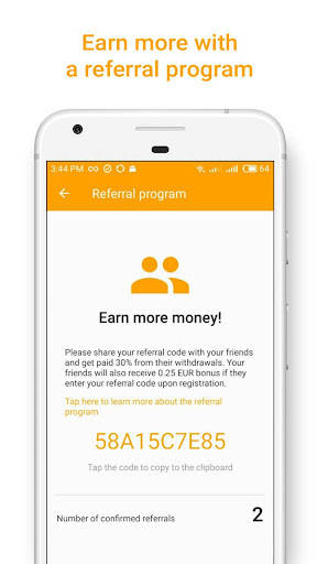 Money SMS | Make Money Online 1.0.3-demo screenshots 3