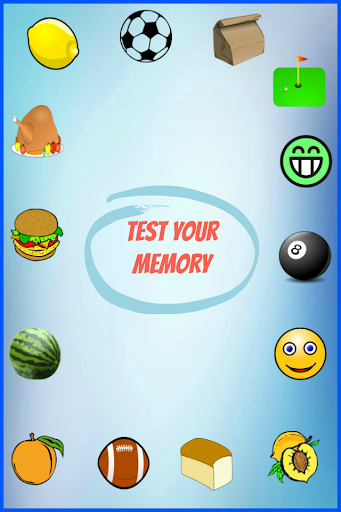 Test Memory Game