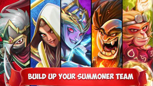 Epic Summoners: Battle Hero Warriors - Action RPG 1.0.0.90 screenshots 9