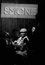 Photo: 2009 del 1 nr 9 The Groovemaster of Souljazz Reuben Wilson with friends 090207 Smoke Jazz Club New York