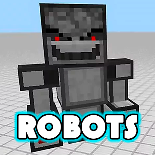 Download Robots Mod For Minecraft Free For Android Robots Mod For Minecraft Apk Download Steprimo Com