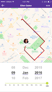 Phone Locator Wayo GPS Tracker- screenshot thumbnail