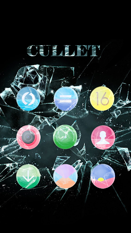 android Cullet-Solo Theme Screenshot 2