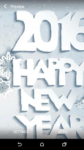 玩免費個人化APP|下載New Year 2016 LWP app不用錢|硬是要APP
