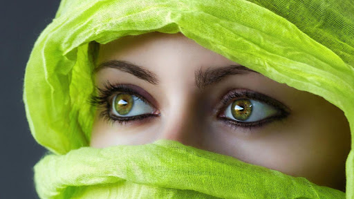 Hijab Photo Editor For Girls u2013 Beautiful Eyes Pics 1.7 screenshots 2