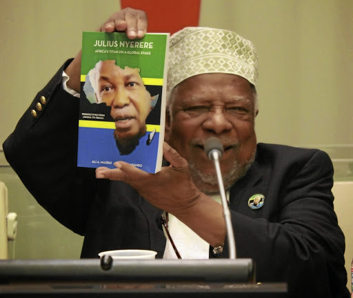 Giant of letters: When Ali Mazrui died in 2014 after a 50-year career as a political philosopher and public intellectual, tributes poured in from across the continent. These have been collected and edited in A Giant Tree Has Fallen. Picture: YOUTUBE