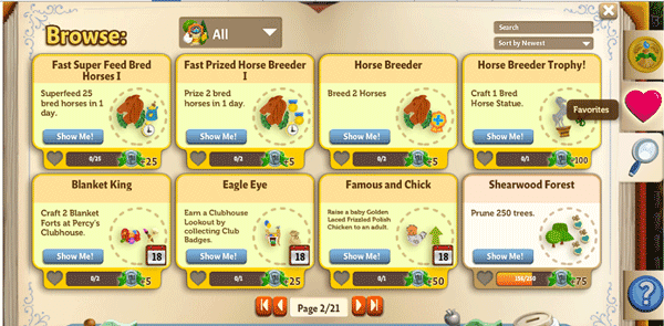 farmville 2 horse breeding