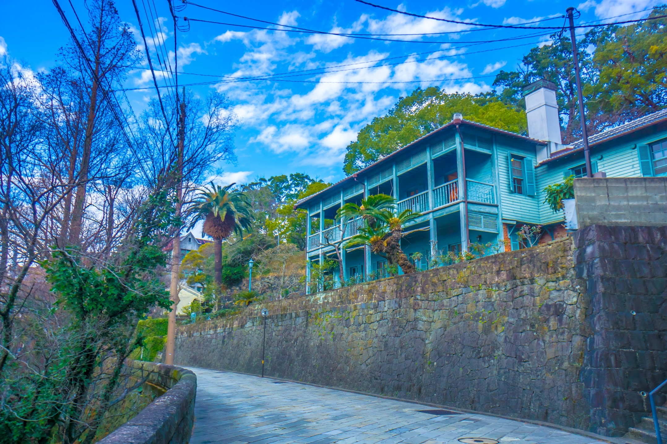 Nagasaki Dutch Slope Higashi-Yamate-Ko No.13 building1