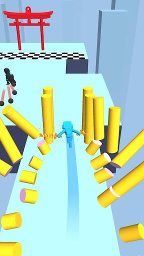 Cut u2019em All: Samurai Dash modavailable screenshots 4