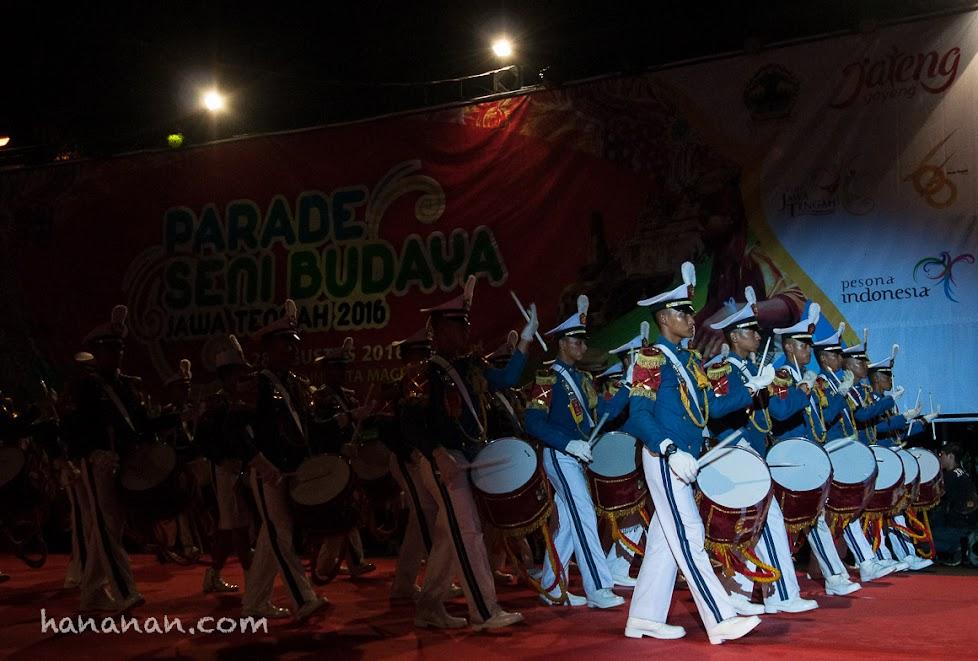 Drumband Akademi Taruna Militer