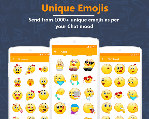 Dirty Emojis app (apk) free download for Android/PC/Windows