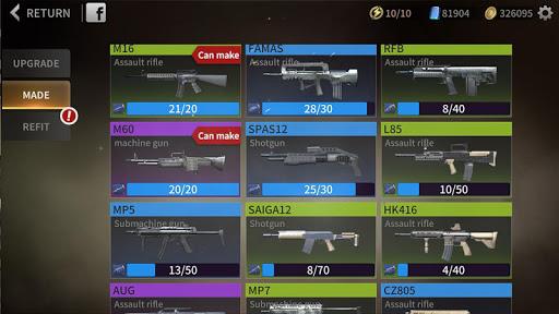 Zombie City : Dead Zombie Survival Shooting Games  screenshots 24