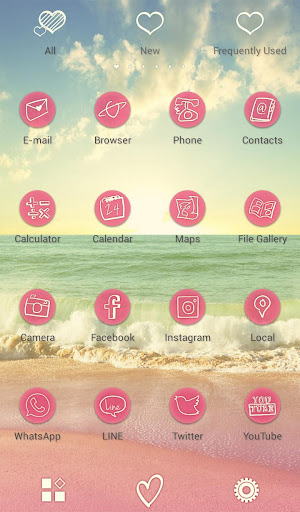 Cute Theme-Beachside Story- 2.0.0 Windows u7528 3