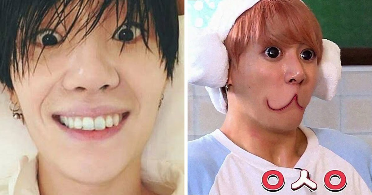 """10 BTS """"Cursed"""" Edits That REALLY Should Not Exist"""