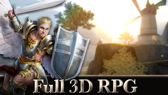 Angel Sword: 3D RPG 2.0.0 APK Mod for Android 1