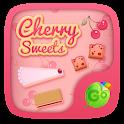 Cherry Sweet GO Keyboard Theme icon