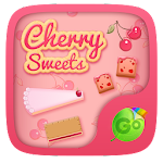 Cherry Sweet GO Keyboard Theme 3.87 Apk
