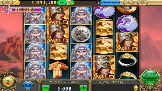 Titan Slots™- screenshot thumbnail