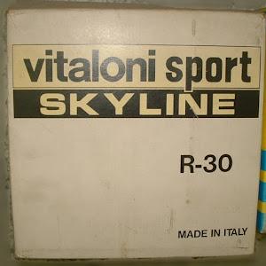 スカイライン DR30 1983年式  RSターボ  前期型のミラーのカスタム事例画像 ヴィルヌーヴさんの2018年12月16日22:43の投稿