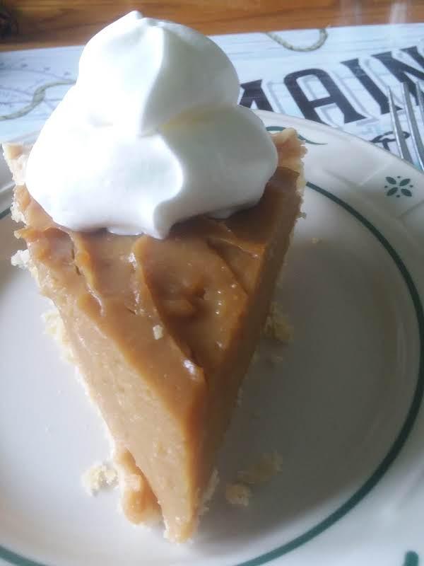Grandma Frances Easy Butterscotch Pie Recipe