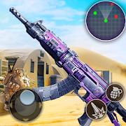 Counter Strike Battlefield: shooting FPS ganes 3D [Mega Mod] APK Free Download