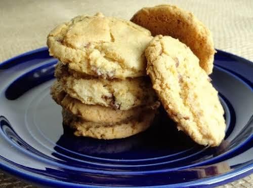 "Almond Joy Cake Mix Cookies ""I took a basic cake mix cookie..."