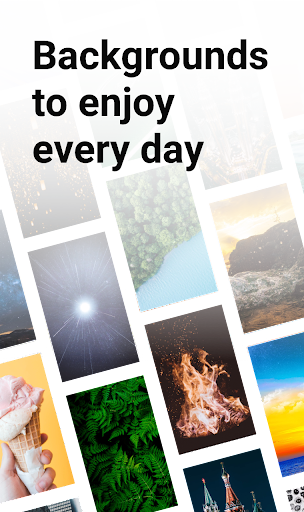 Backgrounds HD (Wallpapers) screenshot