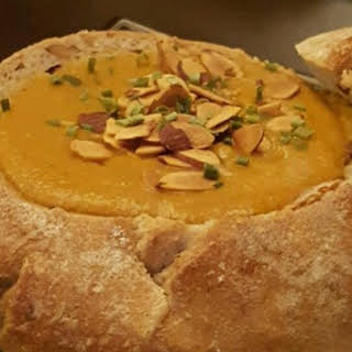 Pumpkin and Sausage Soup.