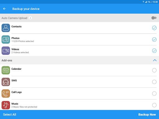 IDrive Online Backup 4.2.4 screenshots 7