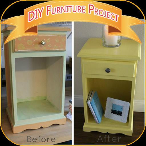 DIY furniture project