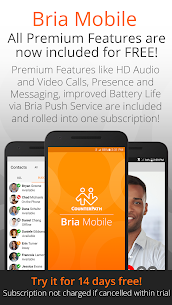 Bria Mobile: VoIP Business Communication Softphone 6.2.3 APK + MOD Download 1