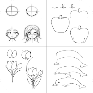Basic Drawing Tutorials | FREE Android app market