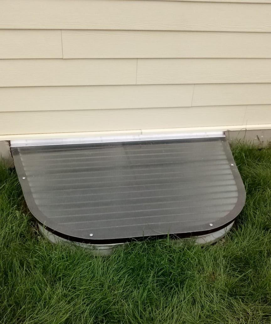 Yorkville, IL-HandyManny Custom Window Well Covers