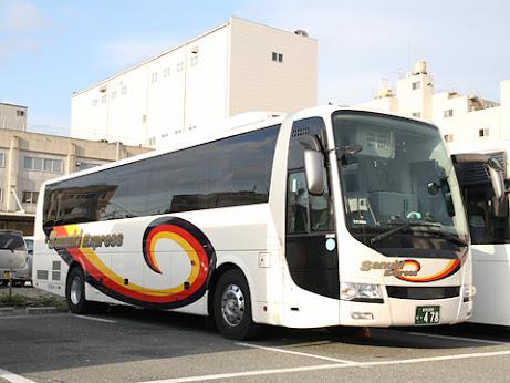 四国高速バス「さぬきエクスプレス福岡号」 ・478