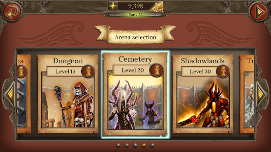 Devils & Demons Arena Wars PE Screenshot