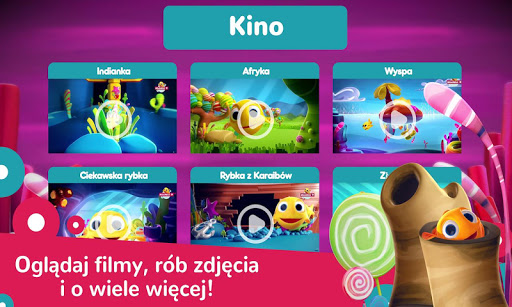 Télécharger Gratuit Wodny Świat Rybki MiniMini apk mod screenshots 5