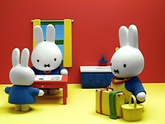Miffy's Summer Vacation/Miffy Gets a Postcard